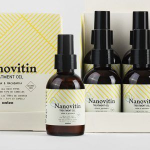 Nanovitin treatment Oil Argan y Macadamia
